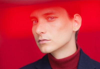 """Thomas Azier teases us with third track, """"Gold,"""" from his upcoming album, Rouge."""