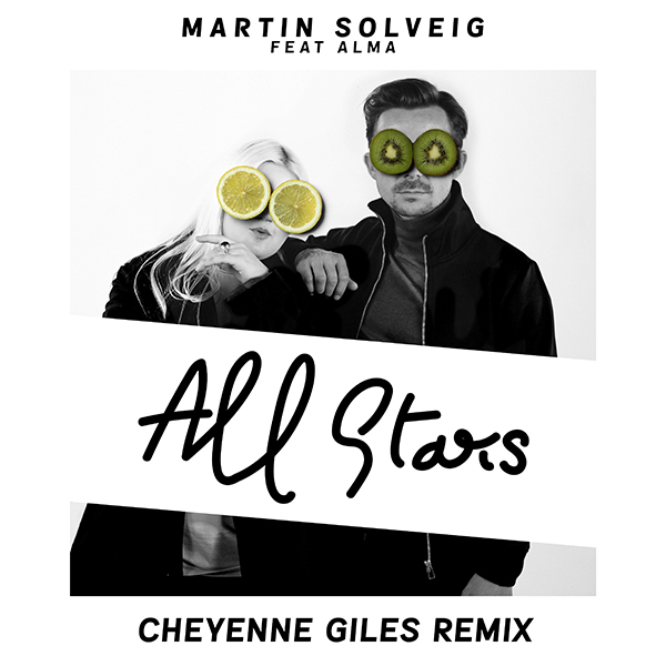 All Stars ft. ALMA (Cheyenne Giles remix)