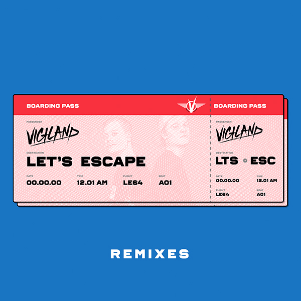 Let's Escape (Remixes)