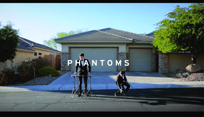 Phantoms – Pulling Me In