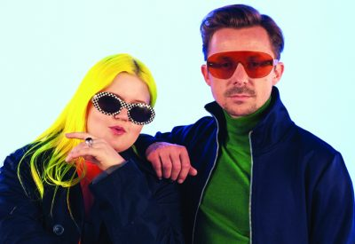 "Martin Solveig Nails His ""All Stars"" Video With Alma"