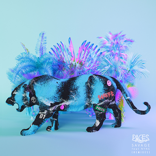 Paces – Savage ft. None (remixes)